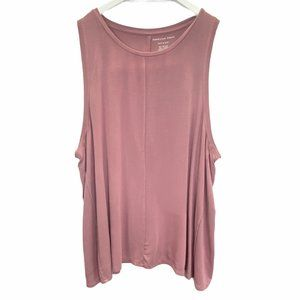 American Eagle Soft & Sexy Relaxed Sleeveless Tank